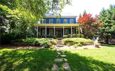 Roswell Single Family Home For Sale: 1222 Minhinette Drive