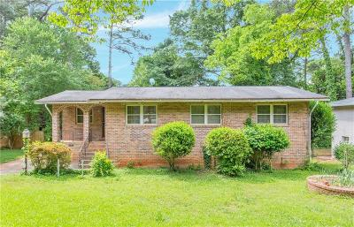 Decatur Single Family Home For Sale: 2537 Brentwood Court