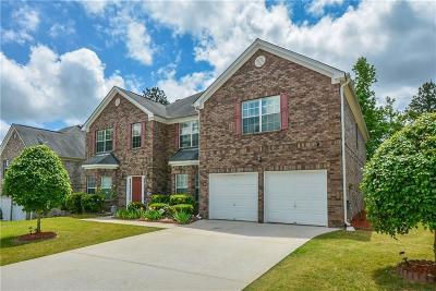 Barrow County, Forsyth County, Gwinnett County, Hall County, Newton County, Walton County Single Family Home For Sale: 155 Helm Drive