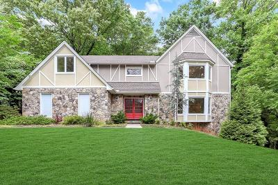 Sandy Springs Single Family Home For Sale: 890 Waddington Court