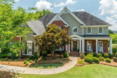 Alpharetta Single Family Home For Sale: 310 Cotton Field Way
