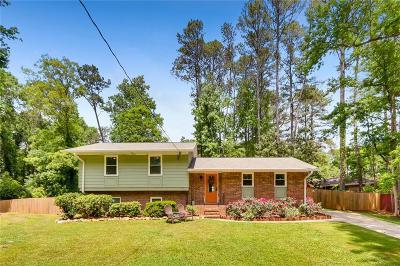 Decatur Single Family Home For Sale: 3304 Sanden Ferry Court