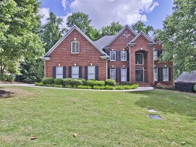 Smyrna Single Family Home For Sale: 5142 Parkwood Oaks Lane