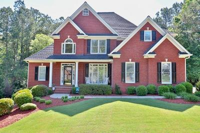 Acworth Single Family Home For Sale: 464 Graves Road