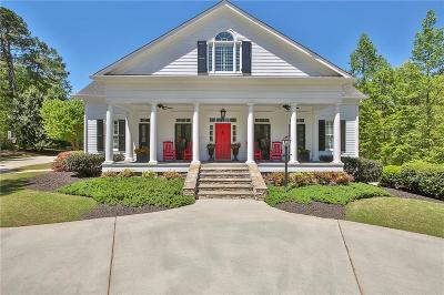 Fayetteville Single Family Home For Sale: 280 Trotters Ridge