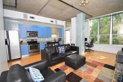 Inman Park Condo/Townhouse For Sale: 245 N Highland Avenue NE #203