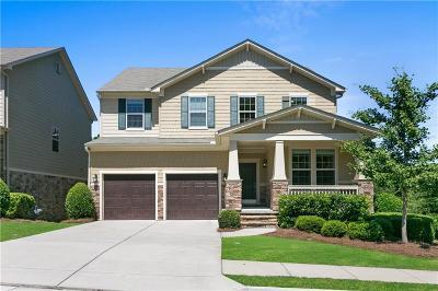 Smyrna Single Family Home For Sale: 4300 Jameson Lane SE