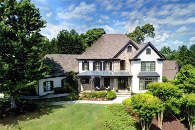 Suwanee Single Family Home For Sale: 5995 Ettington Drive