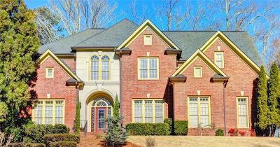 Suwanee Single Family Home For Sale: 4325 Laurel Grove Trace