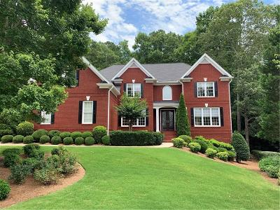 Milton Single Family Home For Sale: 950 Autumn Close