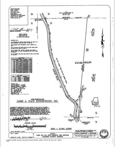 Paulding County Residential Lots & Land For Sale: Hanlin Road