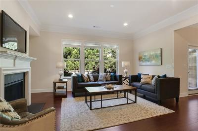 Sandy Springs Condo/Townhouse For Sale: 135 Barkley Lane