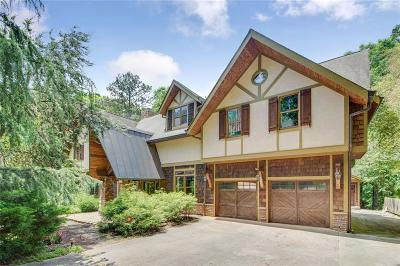Lilburn Single Family Home For Sale: 4737 Kellogg Drive SW