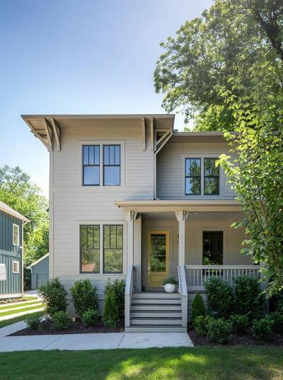 East Atlanta Single Family Home For Sale: 490 Blake Avenue SE