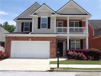 Snellville Single Family Home For Sale: 2435 Hickory Station Circle