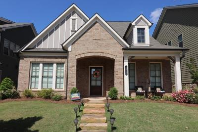 Smyrna Single Family Home For Sale: 178 Still Pine Bend