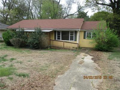 Rome Single Family Home For Sale: 3 Meadow Lane SW