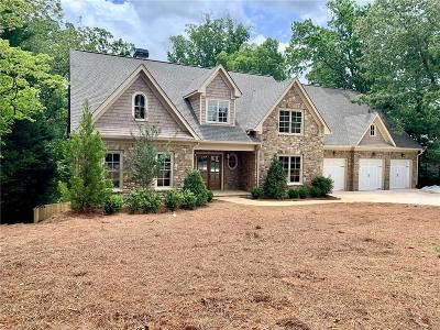 Sandy Springs GA Single Family Home For Sale: $1,799,000