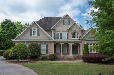 Cumming Single Family Home For Sale: 1059 Windermere Crossing