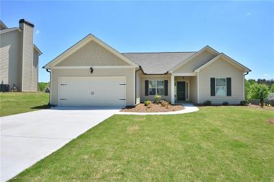 Dawsonville Single Family Home For Sale: 8 Bryn Drive