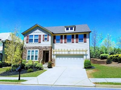 Milton Single Family Home For Sale: 1010 Legacy Lane