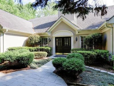 Marietta Single Family Home For Sale: 4050 Jordan Lake Drive