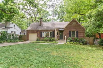 Decatur Single Family Home For Sale: 465 Chevelle Lane