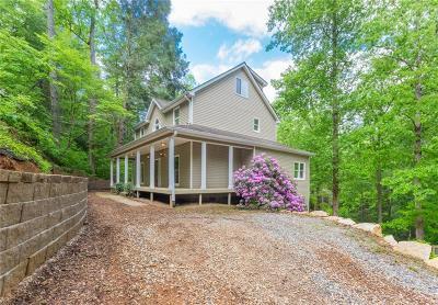 Lumpkin County Single Family Home For Sale: 144 Yahoola Indian Road