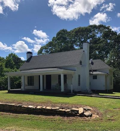 Buford Single Family Home For Sale: 5518 Little Mill Road