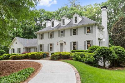 Vinings Single Family Home For Sale: 4536 Polo Lane SE