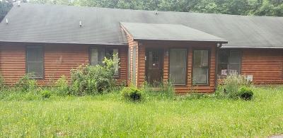 Dawsonville Single Family Home For Sale: 6214 Jett Road