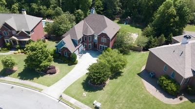 Lilburn Single Family Home For Sale: 1236 Silver Trace Drive