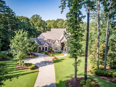 Milton Single Family Home For Sale: 3125 Manor Bridge Drive
