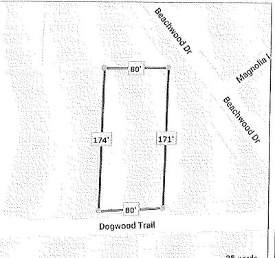 Residential Lots & Land For Sale: 7408 Dogwood Trail