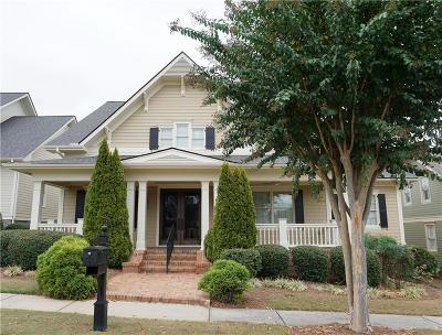 Braselton Single Family Home For Sale: 2510 Muskogee Lane