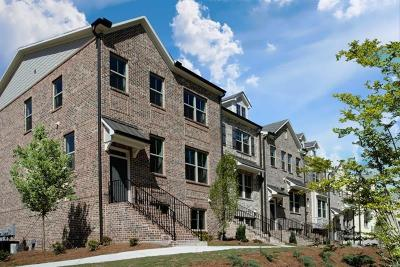 Chamblee Condo/Townhouse For Sale: 1809 Hislop Lane