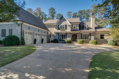Atlanta GA Single Family Home For Sale: $2,575,000