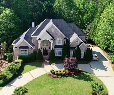 Marietta Single Family Home For Sale: 681 Parkside Trail