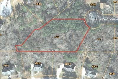 Douglas County Residential Lots & Land For Sale: Mountain Brook Court