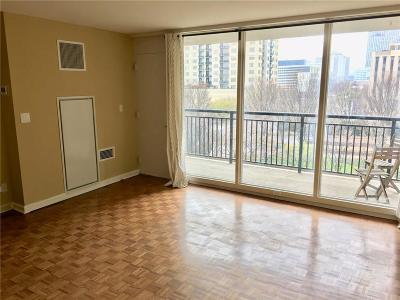 Midtown Condo/Townhouse For Sale: 620 Peachtree Street NE #608