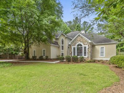 Alpharetta Single Family Home For Sale: 110 Ludwell Court