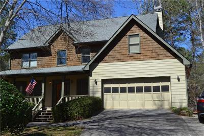 Canton Single Family Home For Sale: 1012 Oak Way