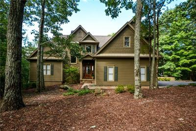 Pickens County Single Family Home For Sale: 141 Morgan Walk Lane