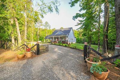 Stockbridge Single Family Home For Sale: 3277 SW East Fairview Road SW