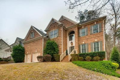 Smyrna Single Family Home For Sale: 452 Cooper Woods Court SE