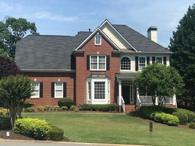 Cumming Single Family Home For Sale: 3130 New University Trail