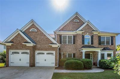 Johns Creek GA Single Family Home For Sale: $388,000