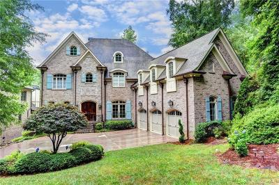 Chastain Park Single Family Home For Sale: 370 Hillside Drive NW