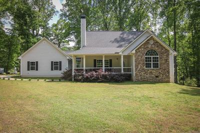 Habersham County Single Family Home For Sale: 296 Sleepy Hollow Circle