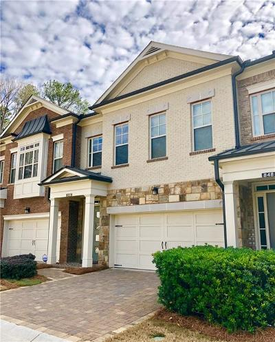 Pine Hills Condo/Townhouse For Sale: 846 Canterbury Overlook #3